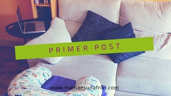 primer post del blog