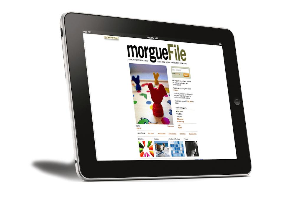 Fotos libres para tu blog: morgueFile