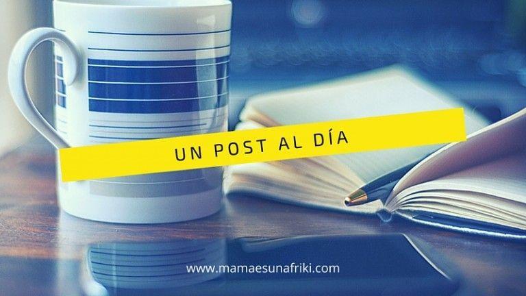 un post al dia