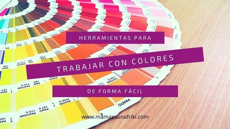 herramientas codigos color