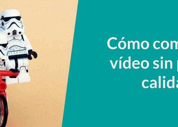 Cómo reducir peso de un vídeo sin perder calidad usando HandBrake