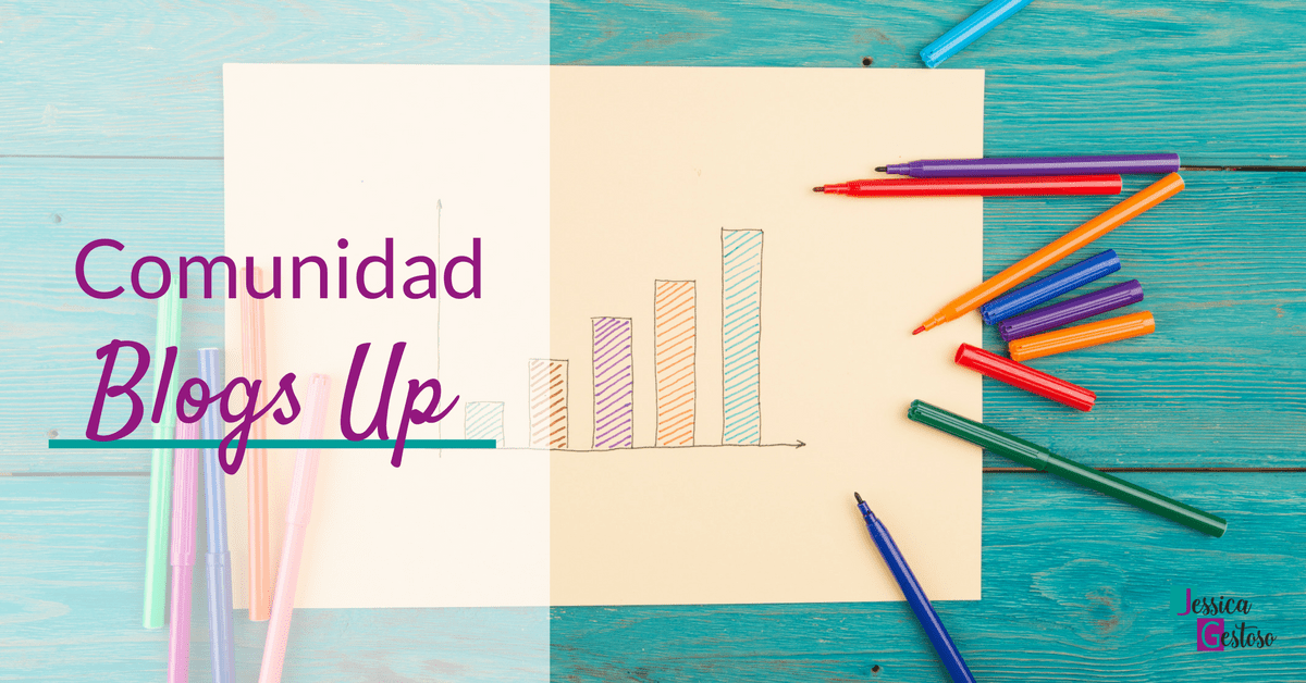 tour por la comunidad blogs up