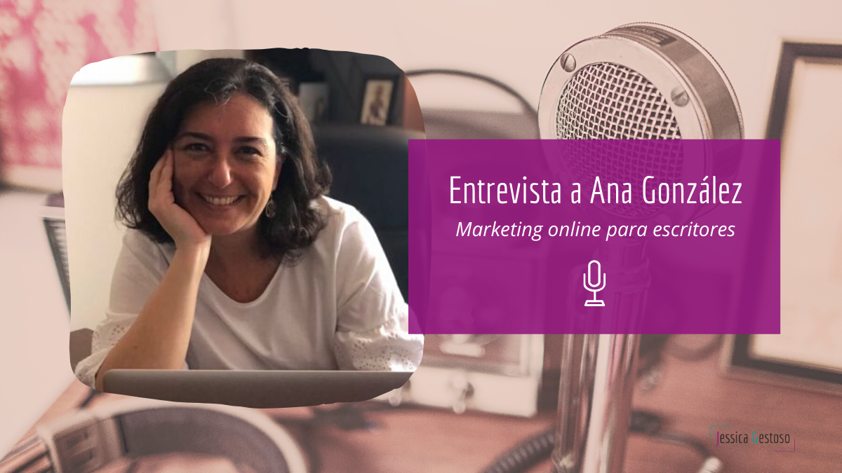 Sensei y el marketing online para escritores de Ana González