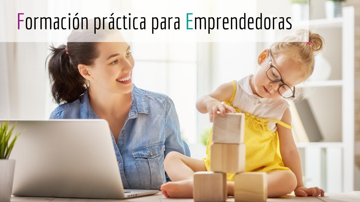 Formación para emprendedoras digitales