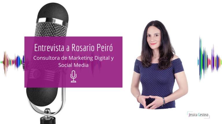 entrevista Rosario Peiró
